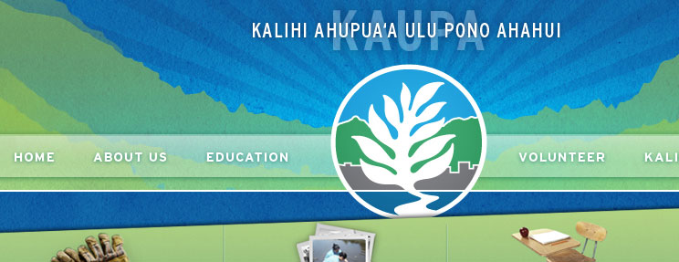 KAUPA Website Redesign