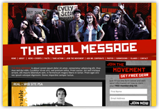 real-message-web
